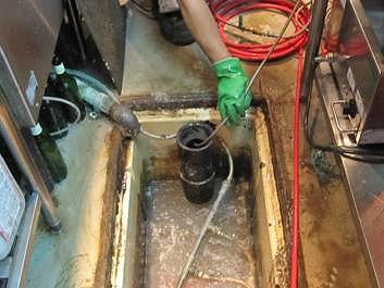 排水管詰まり修理